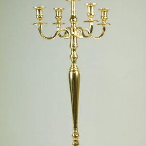 kerzenständer gold 5 armig für stabkerzen und ttelicht mieten für hochzeit bei stasevents günstig leihen verleih von kronleuchter frankfurt8