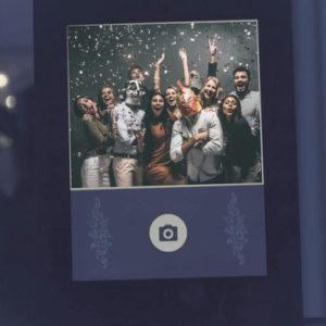 fotobox und fotowand rückwand für fotos hintergrund Hochzeit mieten