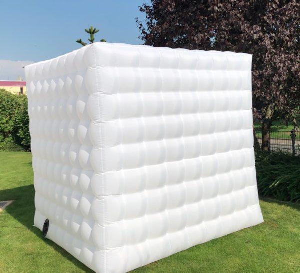 Foto räum Party cube Booth mieten für Hochzeit Fotobox stasevents Frankfurt Darmstadt