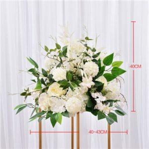 kunstblumen mieten hochzeit blumen für freie trauung hochzeitsdeko floristik sunnydeko