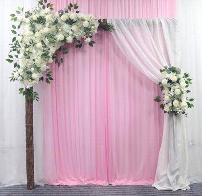 traubogen rosen bogen Hochzeitsbogen mieten Dekoration für Wedding günstig und gut