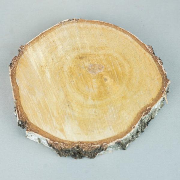 Holzscheibe Holz scheibe birke natur mieten und leihen für hochzeit vintage 1