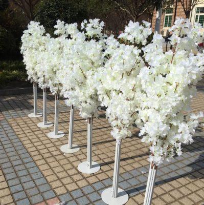 Kirschbaum Eingang eingangsdeko Hochzeit mieten schön deko stasevents neu Isenburg langen Darmstadt Wiesbaden