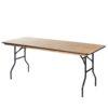 banketttisch aus holz klappbar mieten als tisch für hochzeit deko