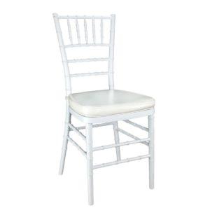 chiavari stuhl weiß weiss mit sitzkissen mieten hochzeit tiffany leihen als hochzeitsdeko verleih sunnydeko