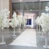 eingangsdeko kirschblütenbaum kirschbäumchen durchgang deko eingan mieten leihen hochzeit sunnydeko.JPG frankfurt rhein main wiesbaden