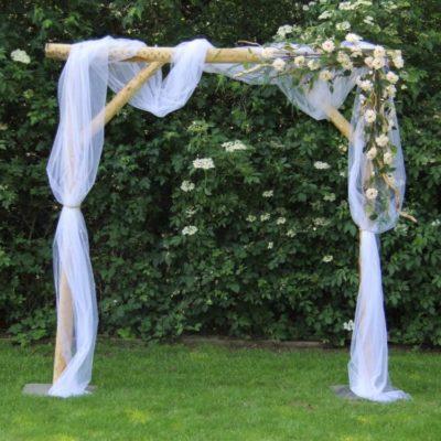 traubogen mieten leihen Hochzeit Hochzeitsbogen für freie Trauung deko stasevents