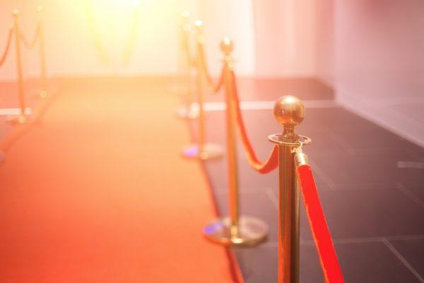 dekoration Eingang hochzeit hochzeitsdeko mieten hollywood vip film tv stars red carpet