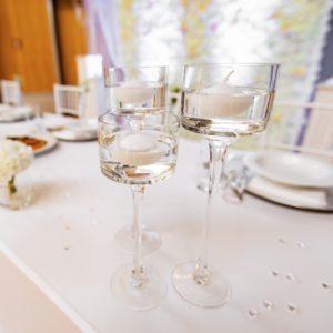 schwimmkerzen schwimmkerzenglas glas schwimmende kerzen mieten leihen hochzeit event sunnydeko tischdeko