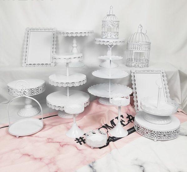 tortenaufsteller Kuchen Ständer hochzeit mieten