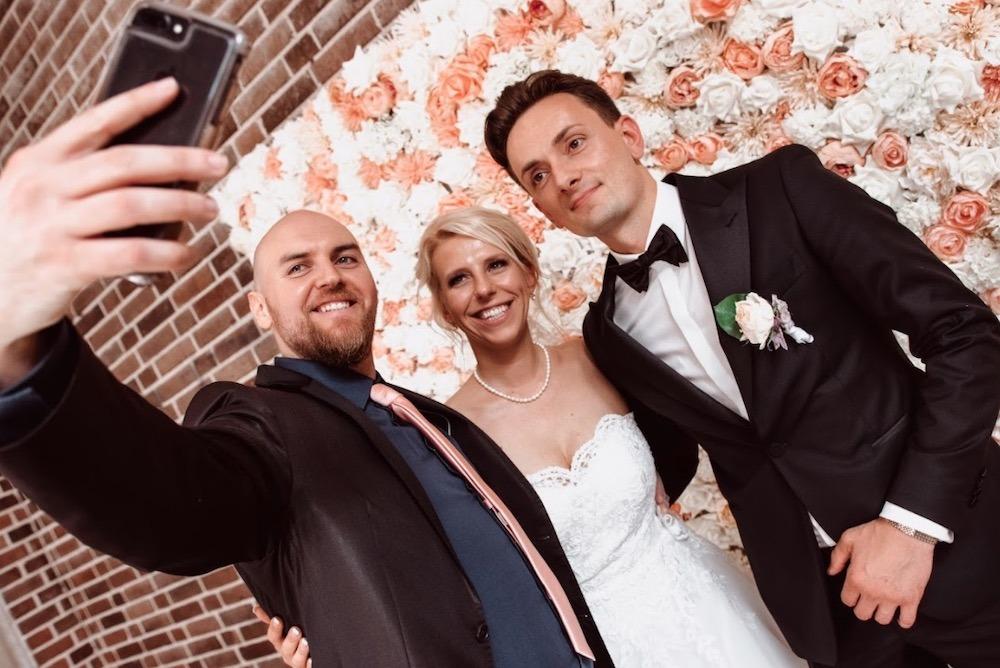 Tamada & Entertainer Patric für deutsch-russische Hochzeit