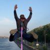 bungee bridge jump kiev kiew jga stag states