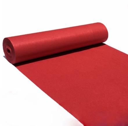 roter weisser teppich für hochzeit freie trauung mieten kaufen und leihen
