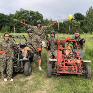 buggy paintball kiew kiev stag bachelor party spiele games for party