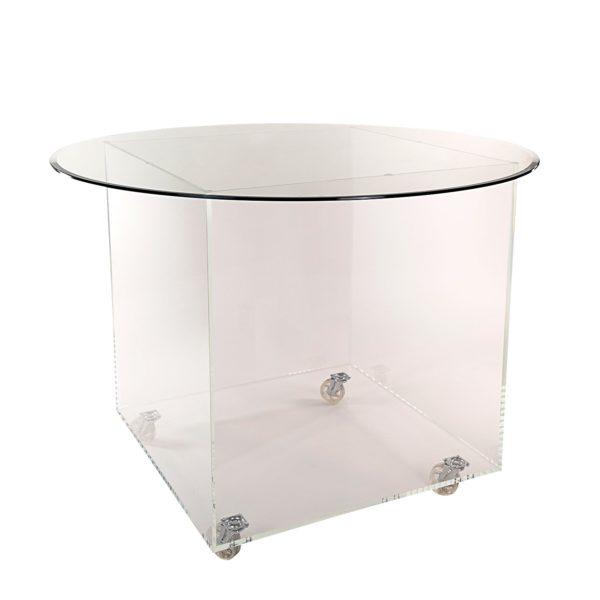 tortentisch-lucent-auf-rollen-d-100-x-h-80-cm-acryl-glas-mieten