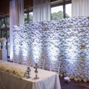 blumenwand pure white mieten hochzeit blumen wand hintergrund sunnydeko leihen verleih kaufen wedding rhein main
