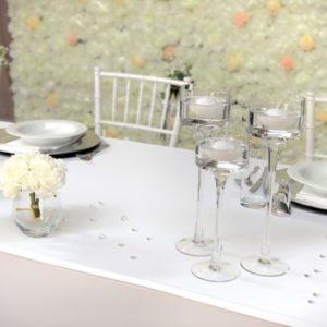Brautpaartisch und Rückwand Inessa mieten und leihen für Hochzeit deutsch russisch hochzeitsdeko verleih dekorateur trauung13