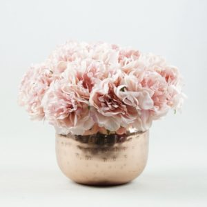 Glas rose rosegold punkty kupfer für blumen pocky mieten und leihen als tischdeko hochzeit stasevents 1