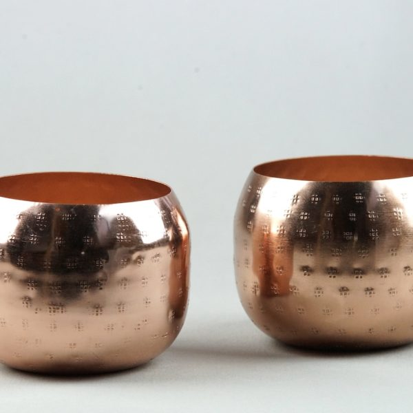 Glas rose rosegold punkty kupfer für blumen pocky mieten und leihen als tischdeko hochzeit stasevents 2