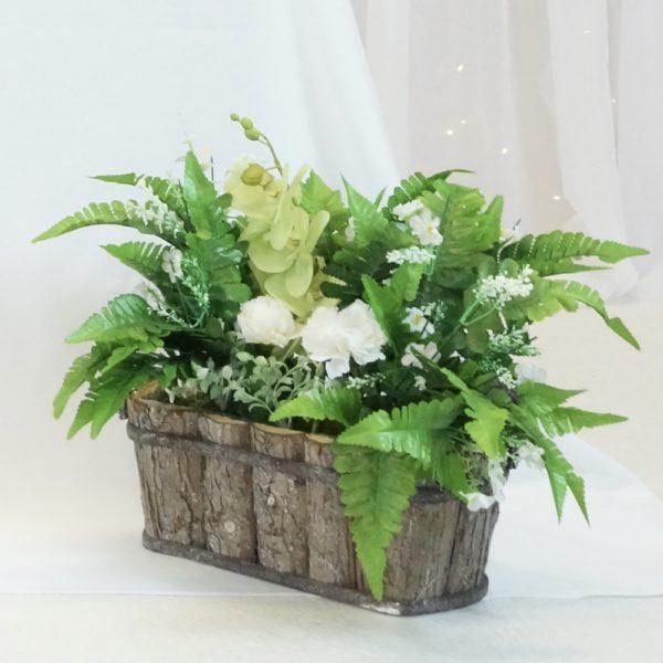 Kunstblumen Deko mit Blumen leihen und mieten 2