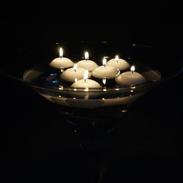 Martini Glas XXL Vase groß für Hochzeit leihen als Tischdeko mieten 70cm und 50cm Dekoration Verleih Schwimmkerzen Blumenvase Dreieich Dietzenbach