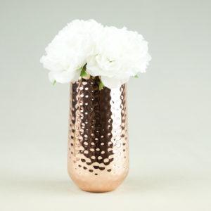 Rose Glas Pocky mieten für Hochzeit und Event Verleih von Dekoration in rosegold Frankfurt 1