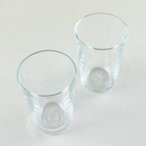 Saftglas Glas Wasserglas für Hochzeit und Event Geschirr mieten Verleih von Deko StasEvents 1