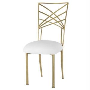 hochzeitsstuhl stuhl mieten gold weiss hochzeit leihen verleih von mobiliar sunnydeko xenia