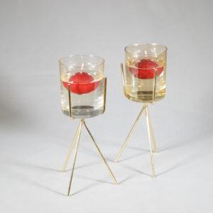 kerzenglas 3 feet 3feet mieten leihen hochzeit schwimmkerzen dreieich