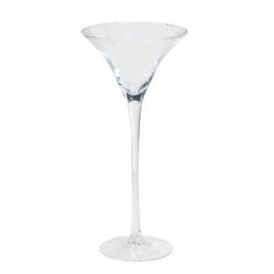 vase martini glas martiniglas für blumen aus glas mieten für hochzeit und hochzeitsdeko leihen von sunnydeko verleih