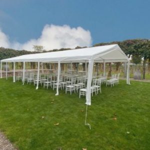 zelt pavillon hochzeit partyzelt mieten für outdoor freie trauung leihen verleih sunnydeko weiss fenster rhein main