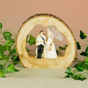 Brautpaar Brautpaarfigur Figur Dekoration leihen1