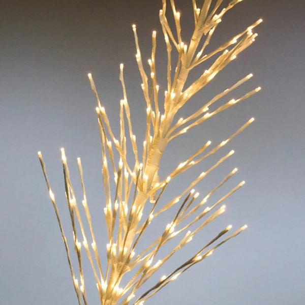 LED Baum Bäumchen winter deko hochzeit dekoration mieten und leihen beim verleih 2