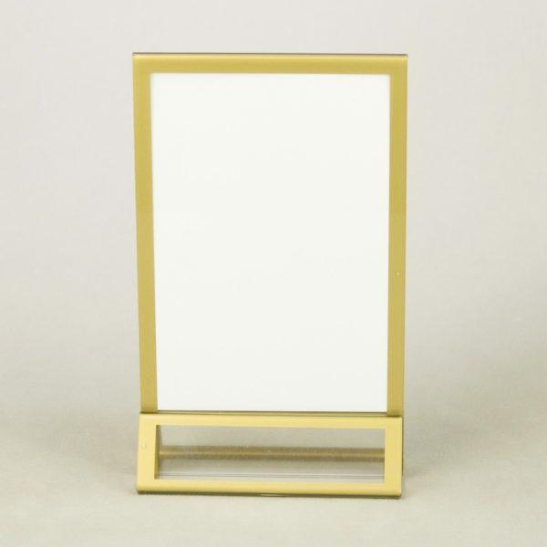 Tischnummer Ständer und Halter für Tisch Nummer glas gold rand plexi für hochzeit mieten und leihen deko verleih frankfurt