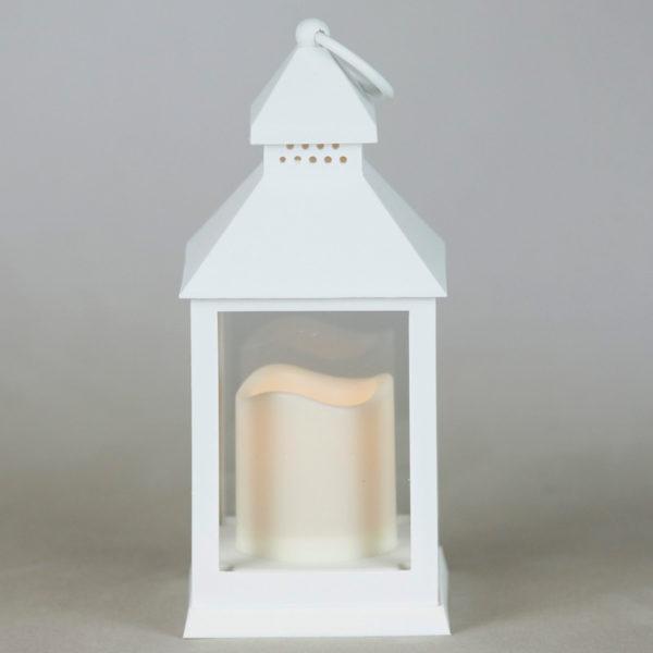 Windlicht Set Luxar weiß stumpkerzen als Hochzeitsdeko mieten mainz