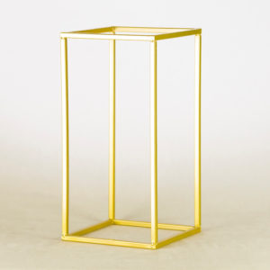 cubso 40 cm cube gold