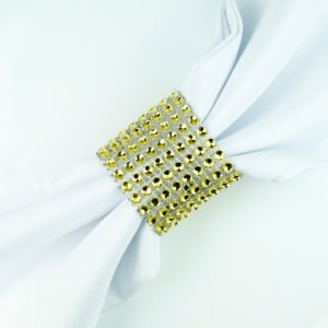 serviettenring flexy gold