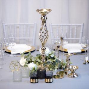 BohoSet- Tischdeko für Hochzeit leihen Tisch Dekoration mieten als Set verleih