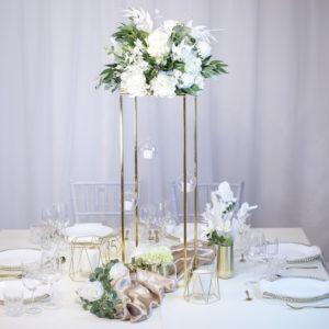 Cubos- Tischdeko für Hochzeit leihen Tisch Dekoration mieten als Set verleih