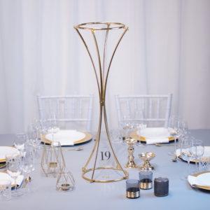 CurvySet- Tischdeko für Hochzeit leihen Tisch Dekoration mieten als Set verleih