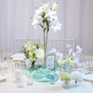 Shisha1- Tischdeko für Hochzeit leihen Tisch Dekoration mieten als Set verleih