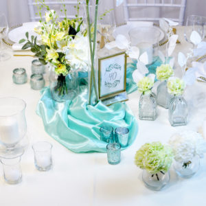 Shisha2- Tischdeko für Hochzeit leihen Tisch Dekoration mieten als Set verleih