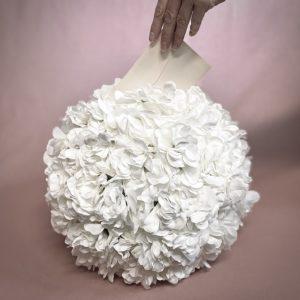 Blumenkugel blumen kugel geschenke box kartenbox für Hochzeit vintage mieten leihen rhein main1